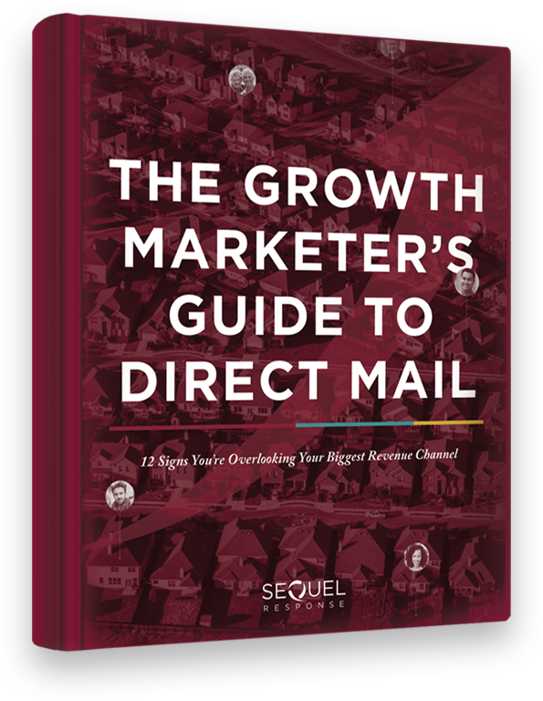 The Growth Marketers Guide to Direct Mail - Ebook