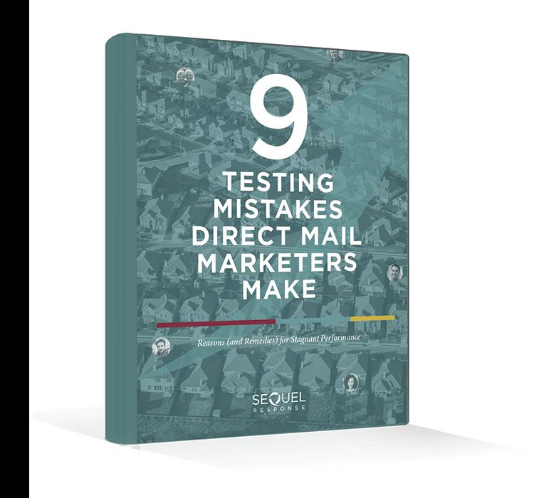 9 Testing Mistakes eBook image