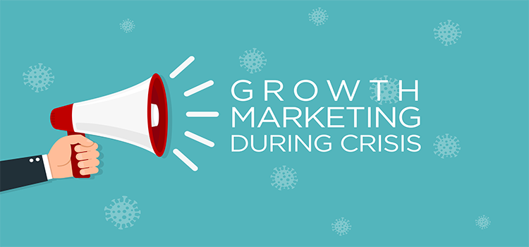 Image depicting growth marketing during crisis