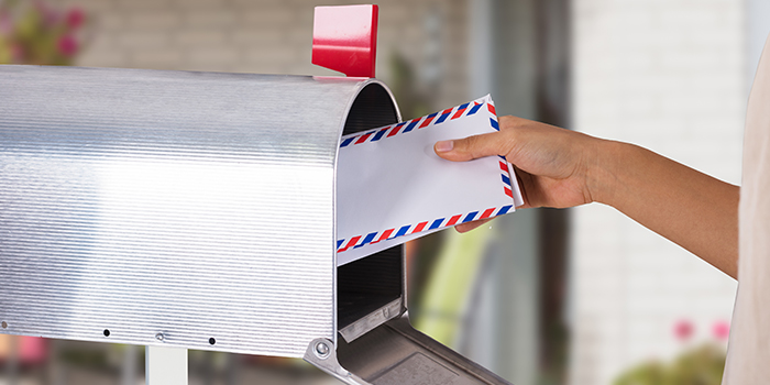 Direct mail during election season
