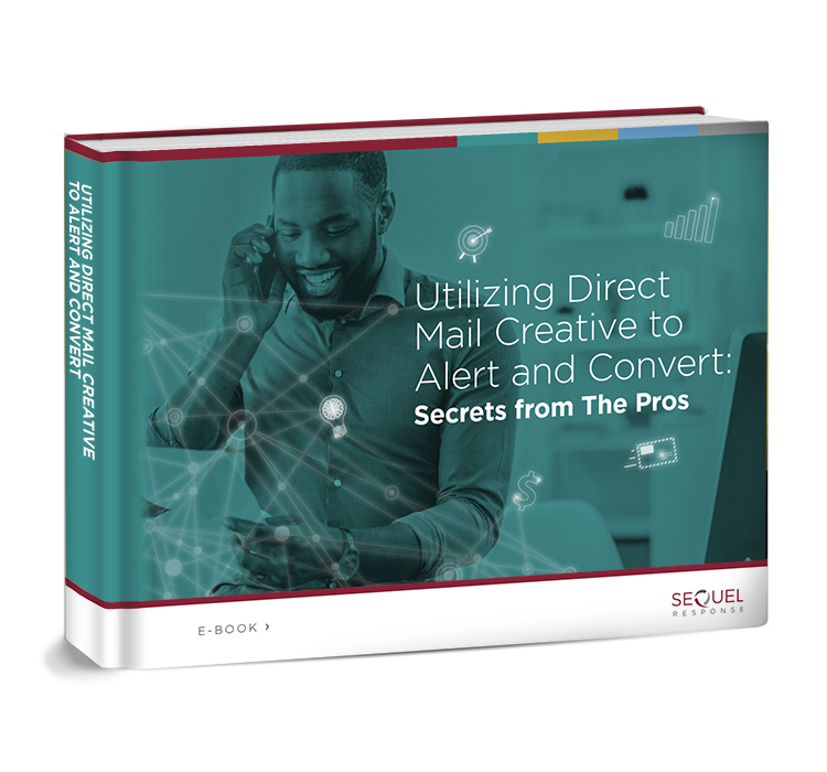 e-book Cover Image: Utilizing Direct Mail Creative to Alert and Convert