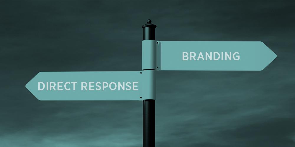 Direct Response vs. Branding