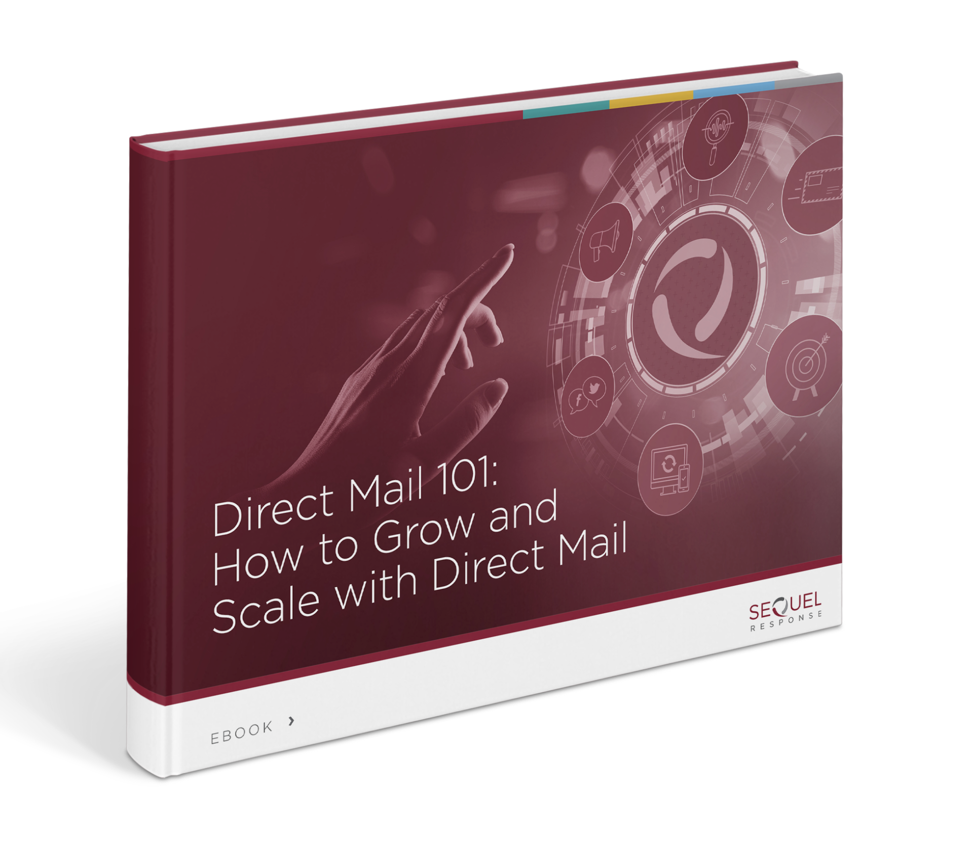 e-book Cover Image: Direct Mail 101