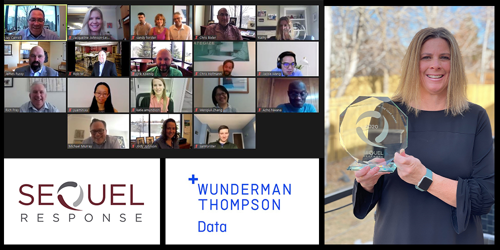 Wunderman Thompson Data Wins SeQuel Award