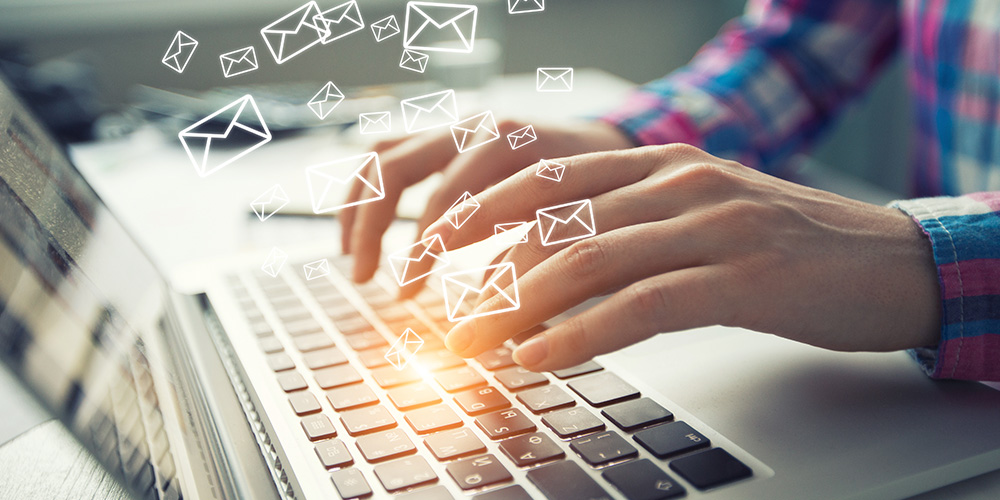 Repurposing digital content in direct mail campaigns