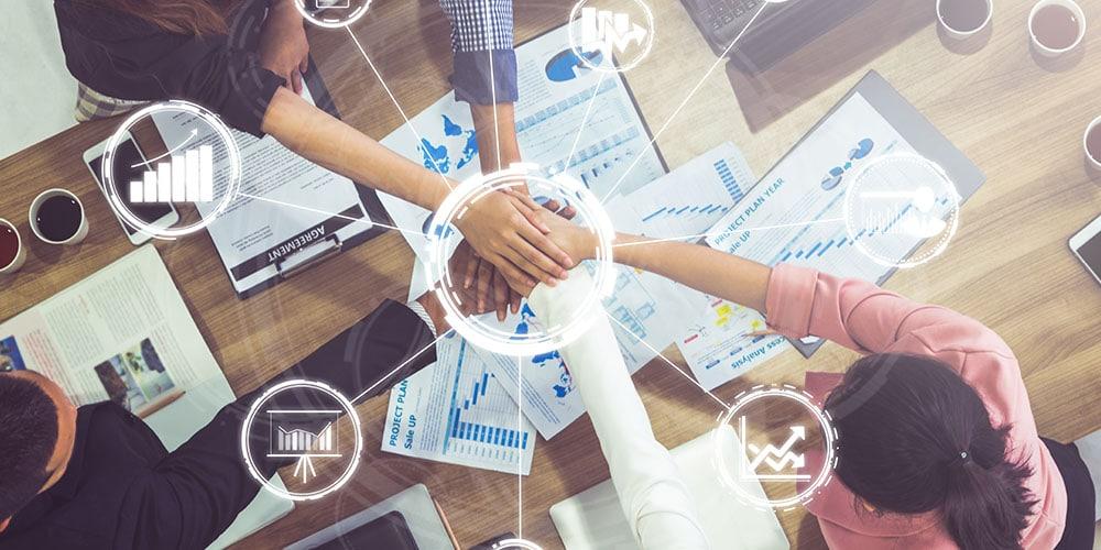 Growth marketing team